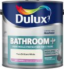 Dulux Bathroom+ Soft Sheen Pure Brilliant White 2.5 Litres